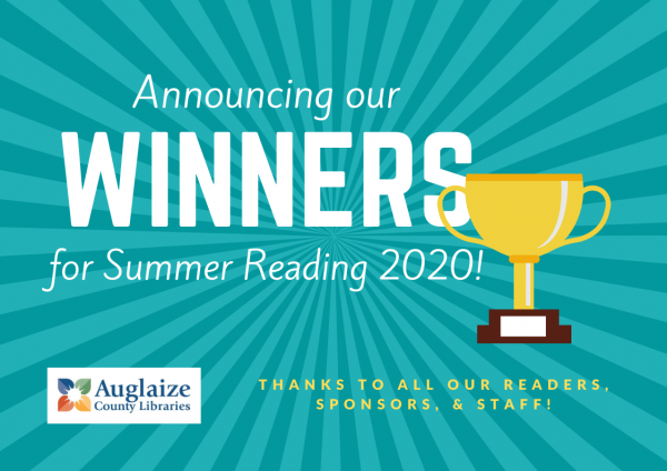 Announcing our SRP Winners